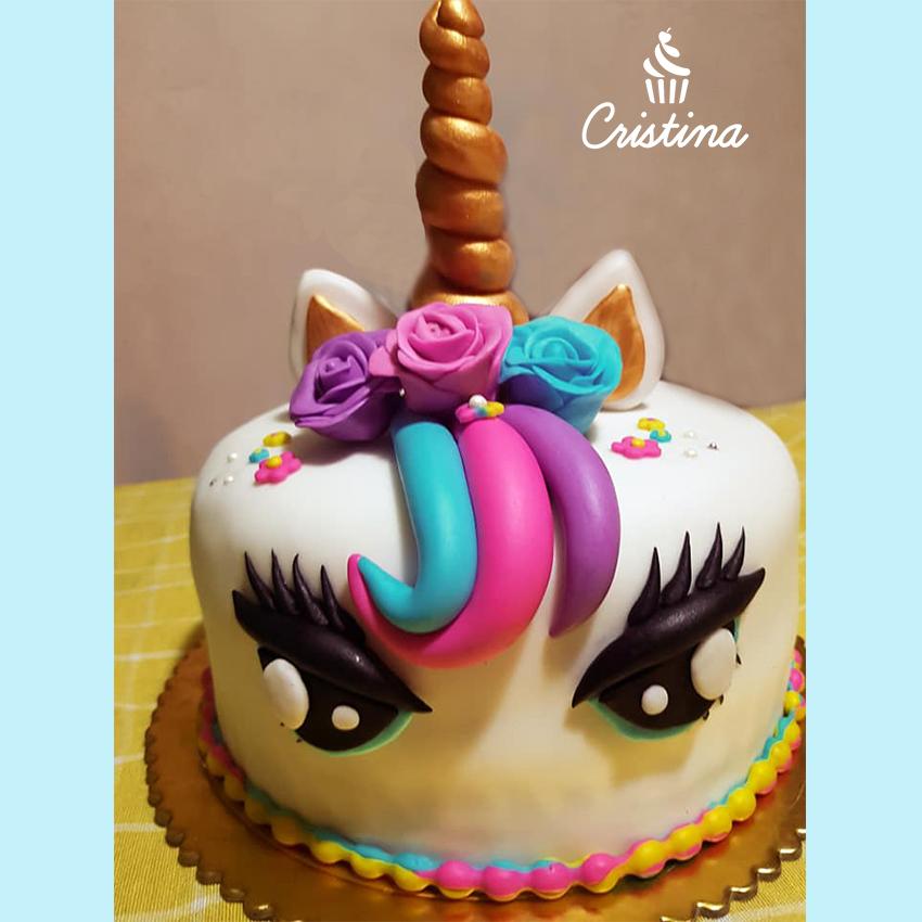 Tortas de Unicornio