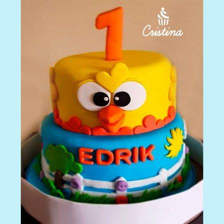 Tortas de Cumpleaños 1er añito